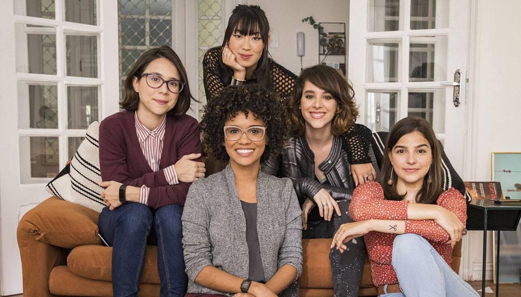 As Five Estreia Globoplay