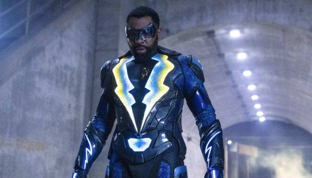 Black Lightning cancelada