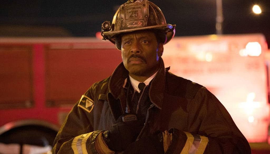 Chicago Fire fatos 9 temporada
