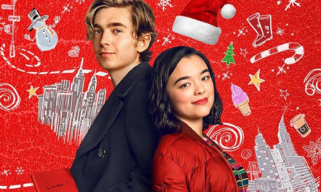 séries para assistir no natal Dash e Lily