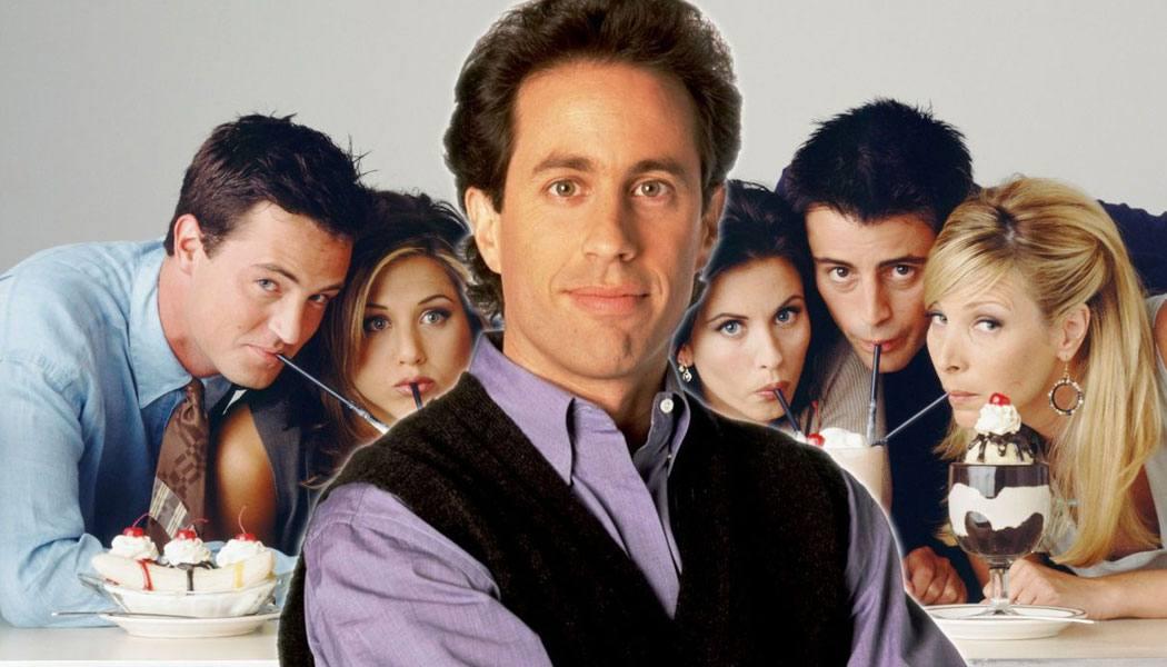Friends sair da Netflix Seinfeld no lugar 2021