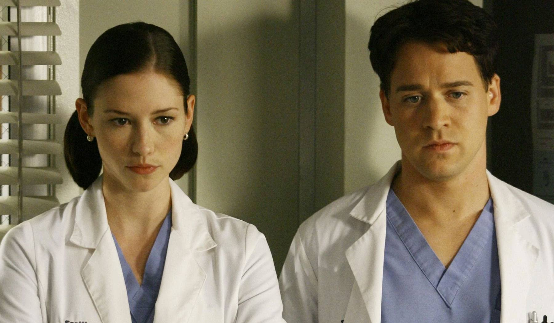 Grey's Anatomy: George ou Lexie 17 temporada