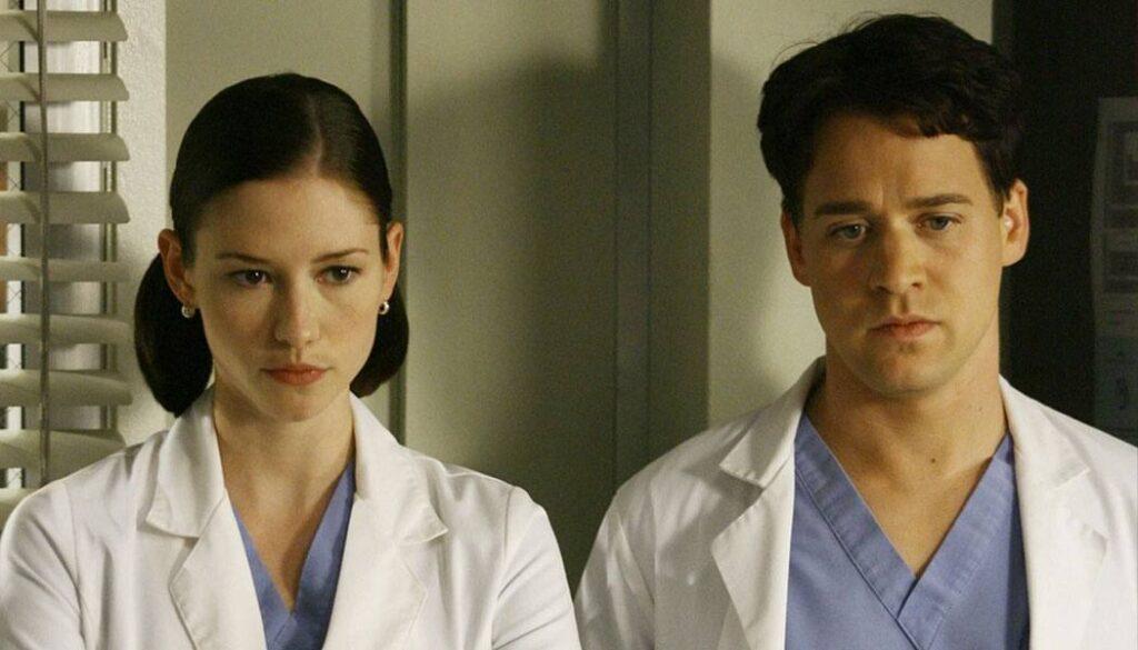 Grey's Anatomy Lexie ou George