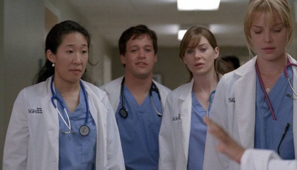 Grey's Anatomy George Lexie quem voltará 17 temporada