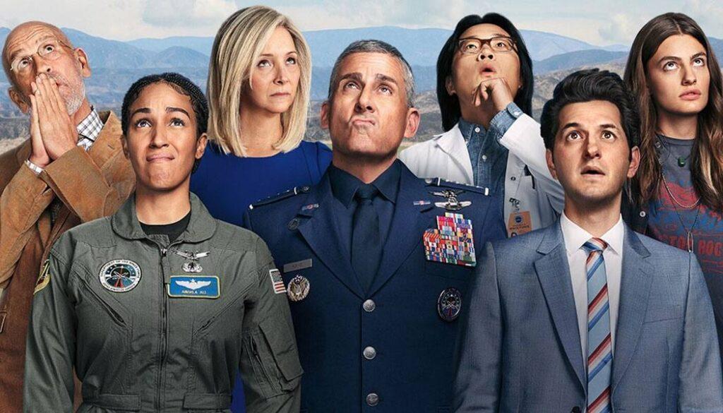 Space Force 2 temporada