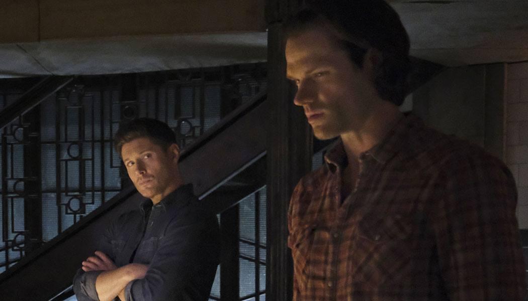 Supernatural penulltimo episodio