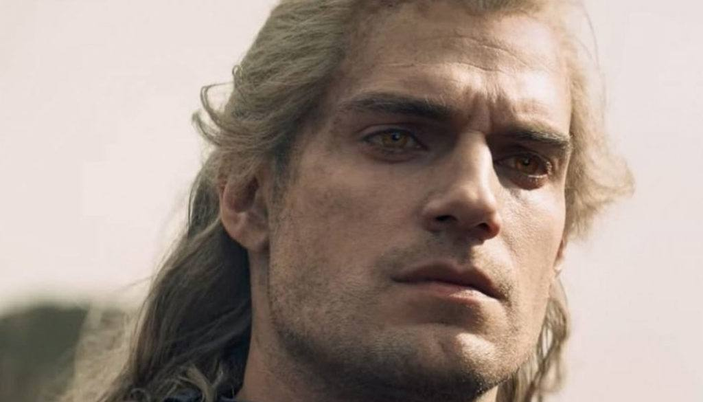 The Witcher Henry Cavill cego