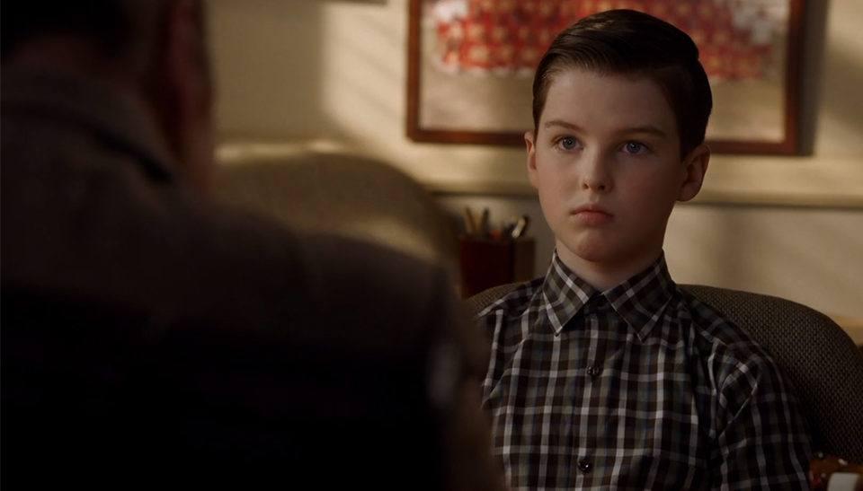 Crítica Young Sheldon 4x01