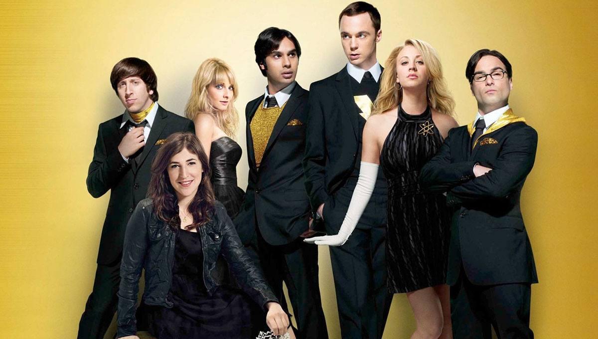 The Big Bang Theory maratona especial