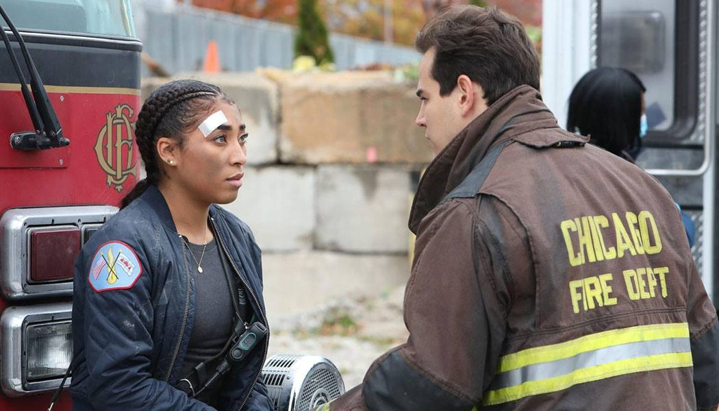 Chicago Fire nova temporada Brasil