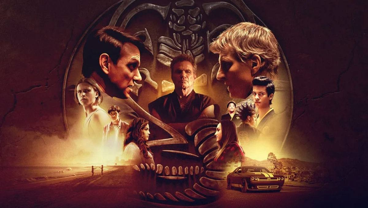Cobra Kai 4 temporada