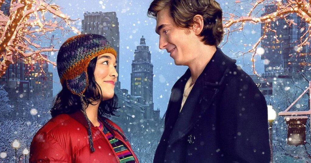 Dash e Lily série para assistir natal