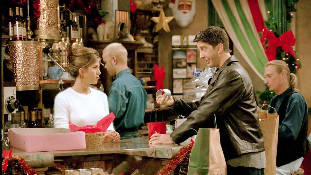Melhores episódios natal Friends