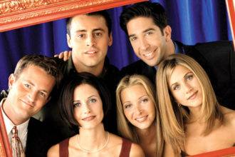 Friends saiu da Netflix