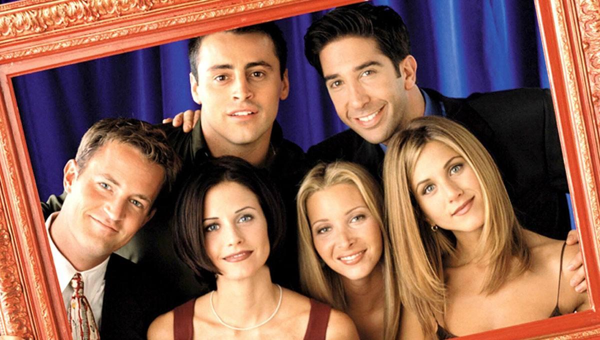 Friends saiu da Netflix