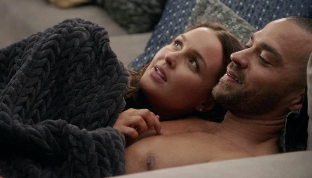 Crítica Grey's Anatomy voltou com personagem 17x04