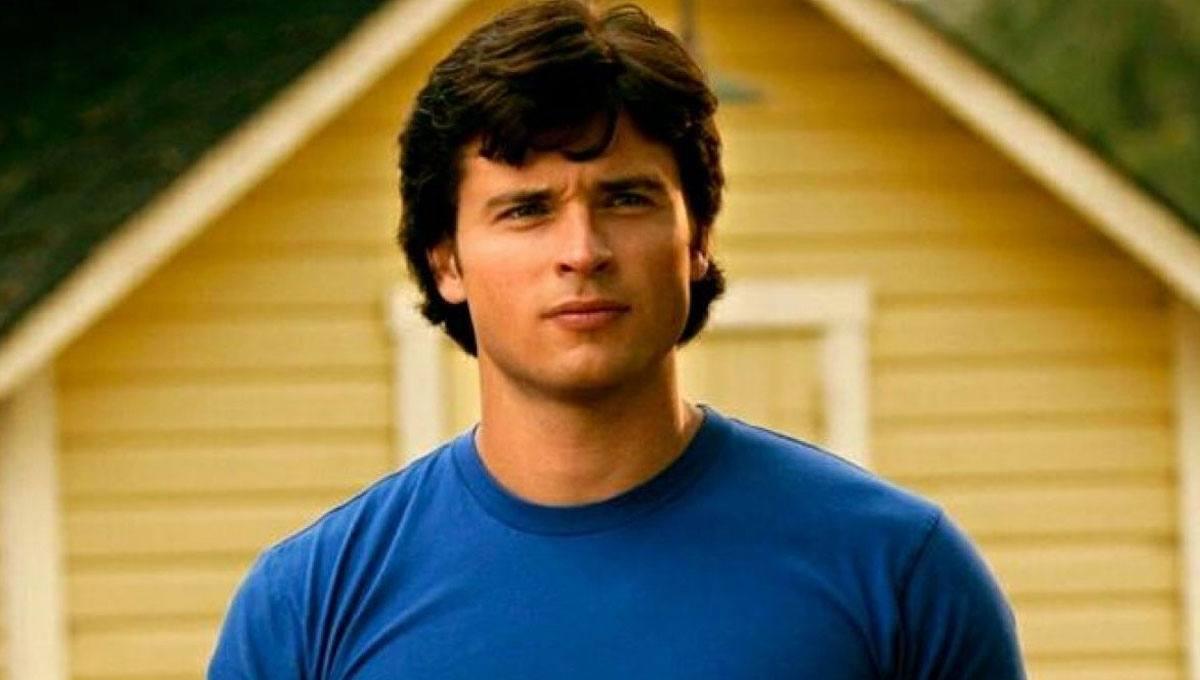 Smallville traje Christopher Reeve