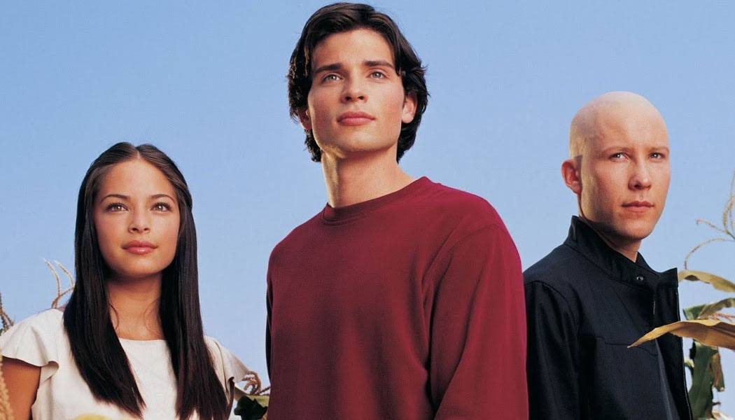 Smallville volta a TV do Brasil