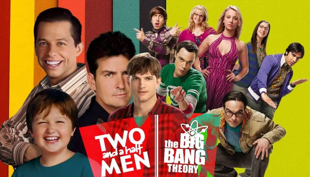 The Big Bang Theory Two and a Half Men série