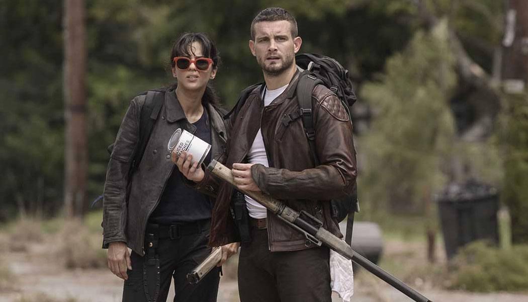 The Walking Dead World Beyond CCXP