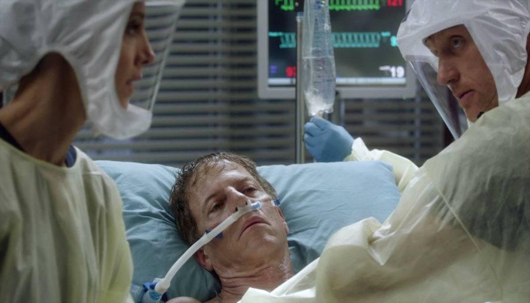 Tom em Grey's Anatomy