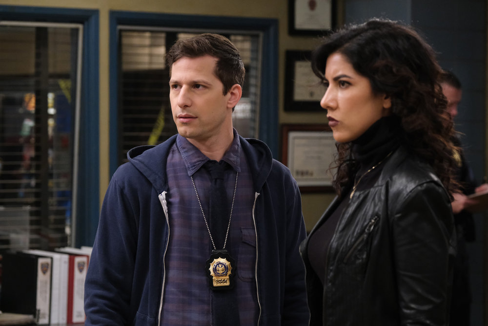 Brooklyn Nine Nine Rosa fatos tristes