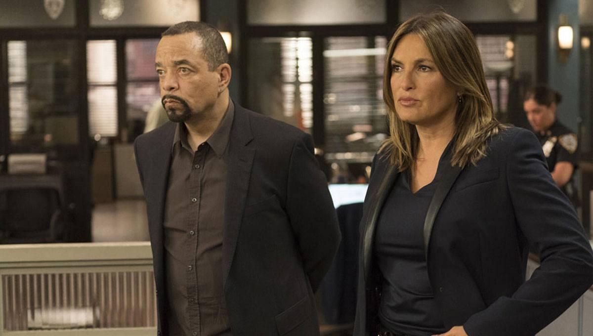 Law & Order SVU atriz de Criminal Intent