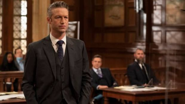 Sightless in a Savage Land, Law & Order: SVU