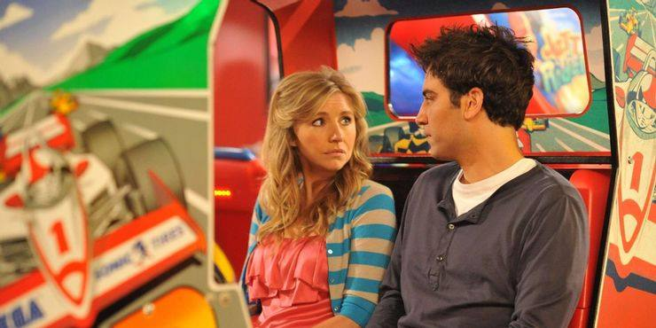 How I Met Your Mother momentos tristes ted mosby