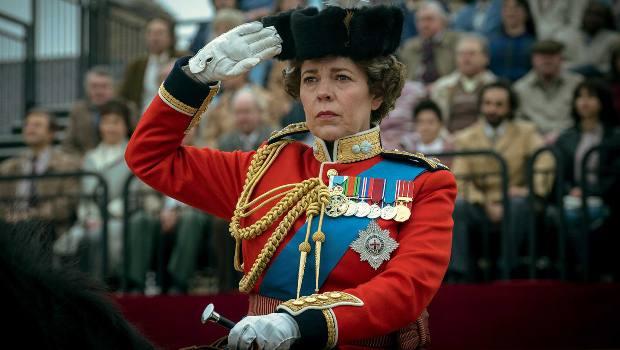 The Crown, O Gambito da Rainha
