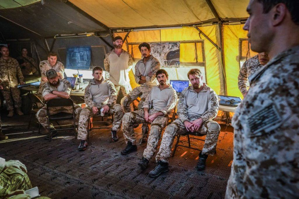 Crítica SEAL Team 4x04