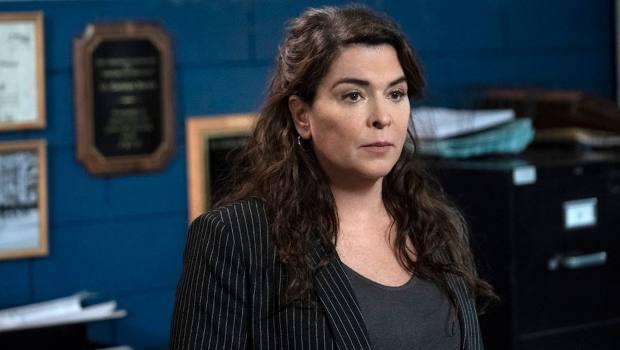 Annabella Sciorra, Law & Order - SVU