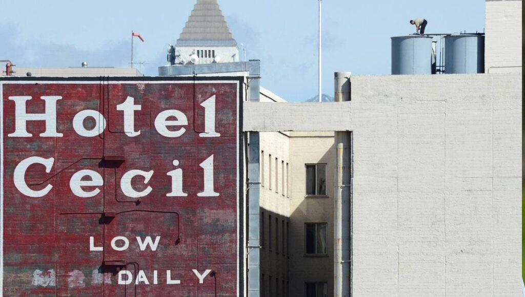 Cecil Hotel Elisa Lam