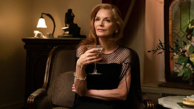 Michelle Pfeiffer, French Exit-2, Batwoman