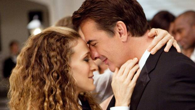 Mr. Big and Carrie, Sex And The City