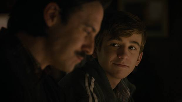 Kevin e Jack em This Is Us 5x07