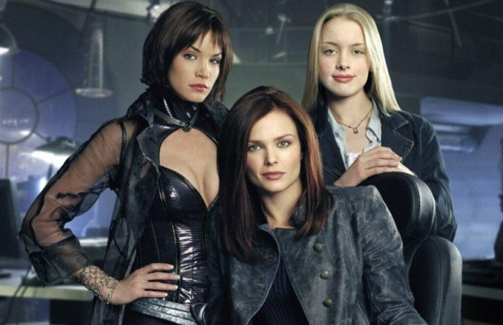 Smallville séries que o SBT apresentou