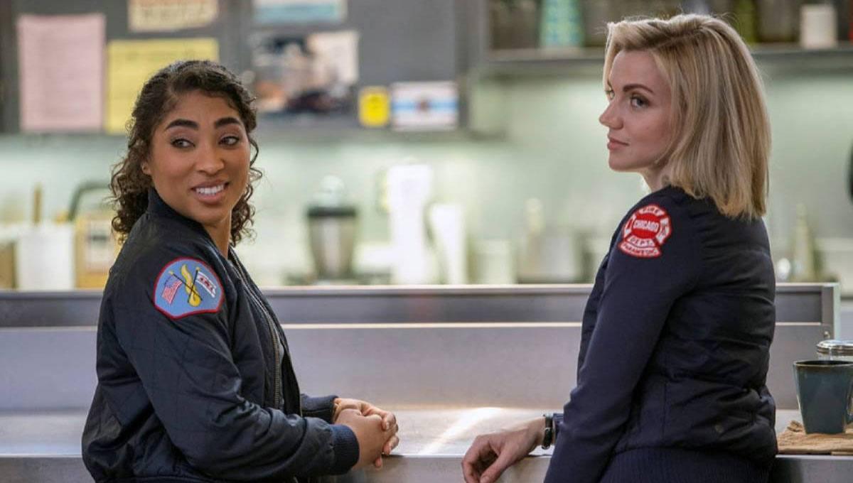 Chicago Fire atriz deixa a série