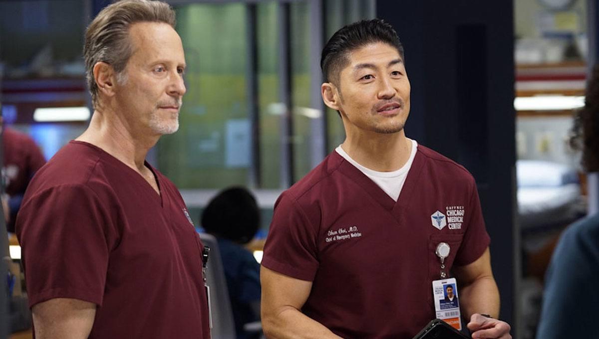 Chicago Med novo médico