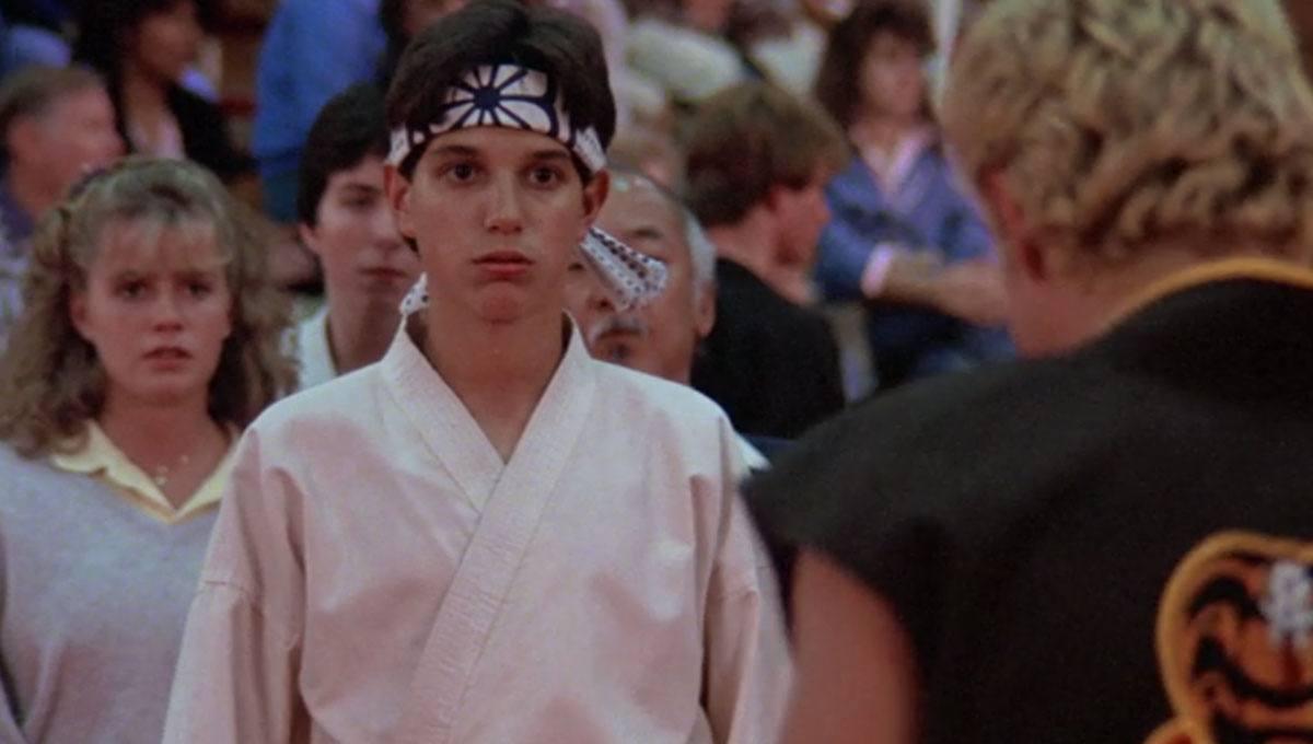 Final Karate Kid importante Cobra Kai