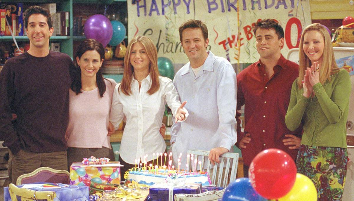Friends vai voltar episódio especial