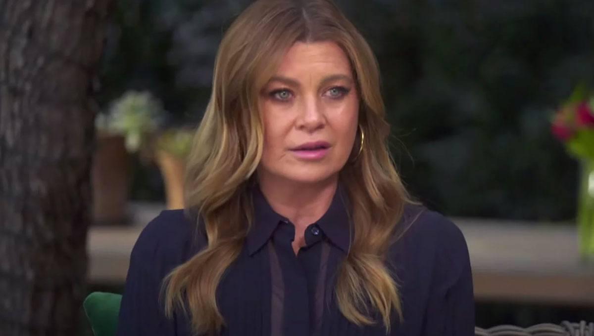Ellen Pompeo revela decisão de Greys Anatomy acabar