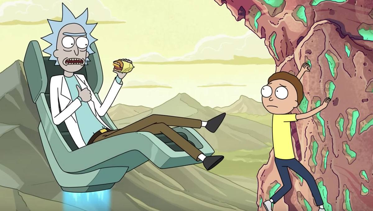 Ricky and Morty 5 temporada