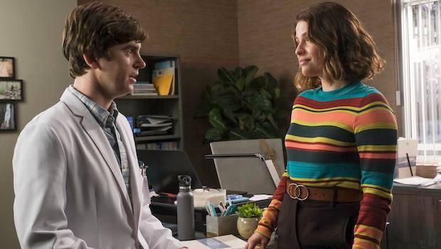 Shaun, Lea, The Good Doctor, ABC