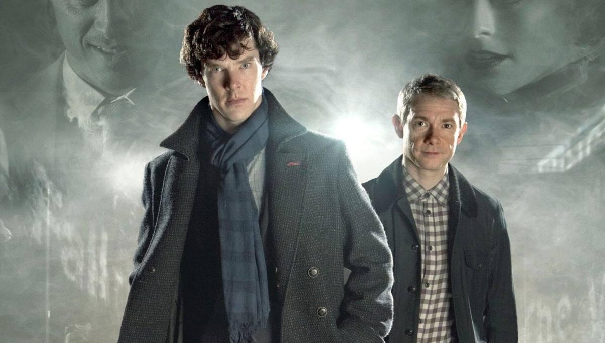 Fãs estão desesperados com notícia sobre Sherlock na Netflix