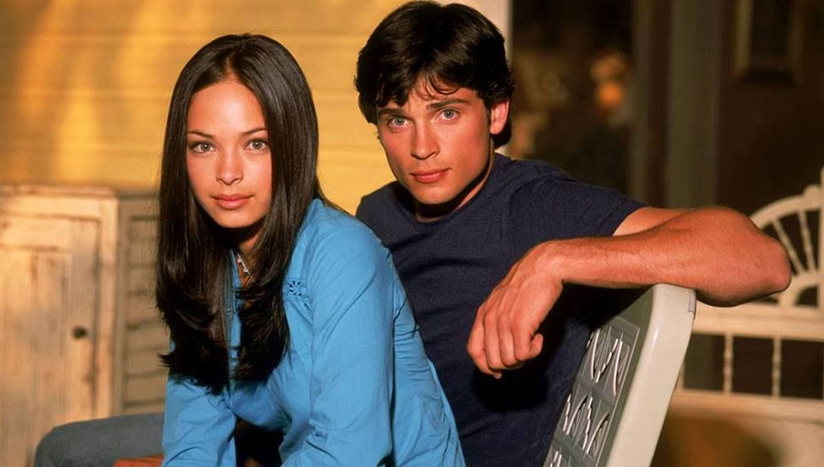 Smallville séries SBT apresentou
