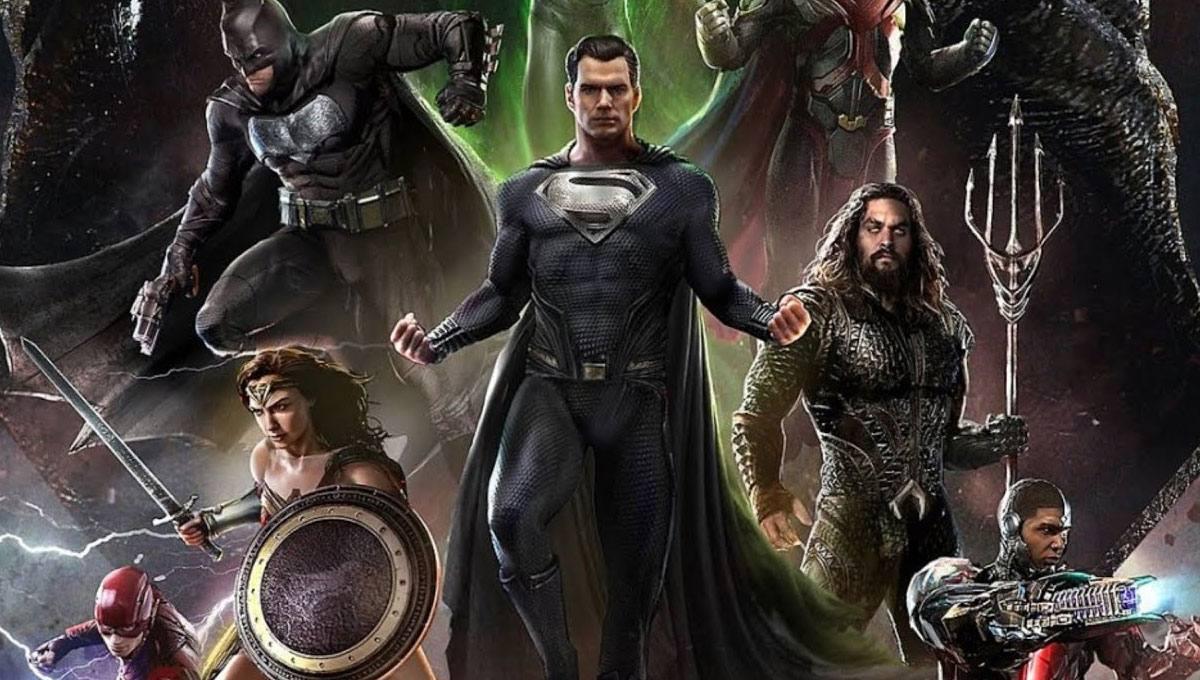 Snyder Cut futuro da Warner