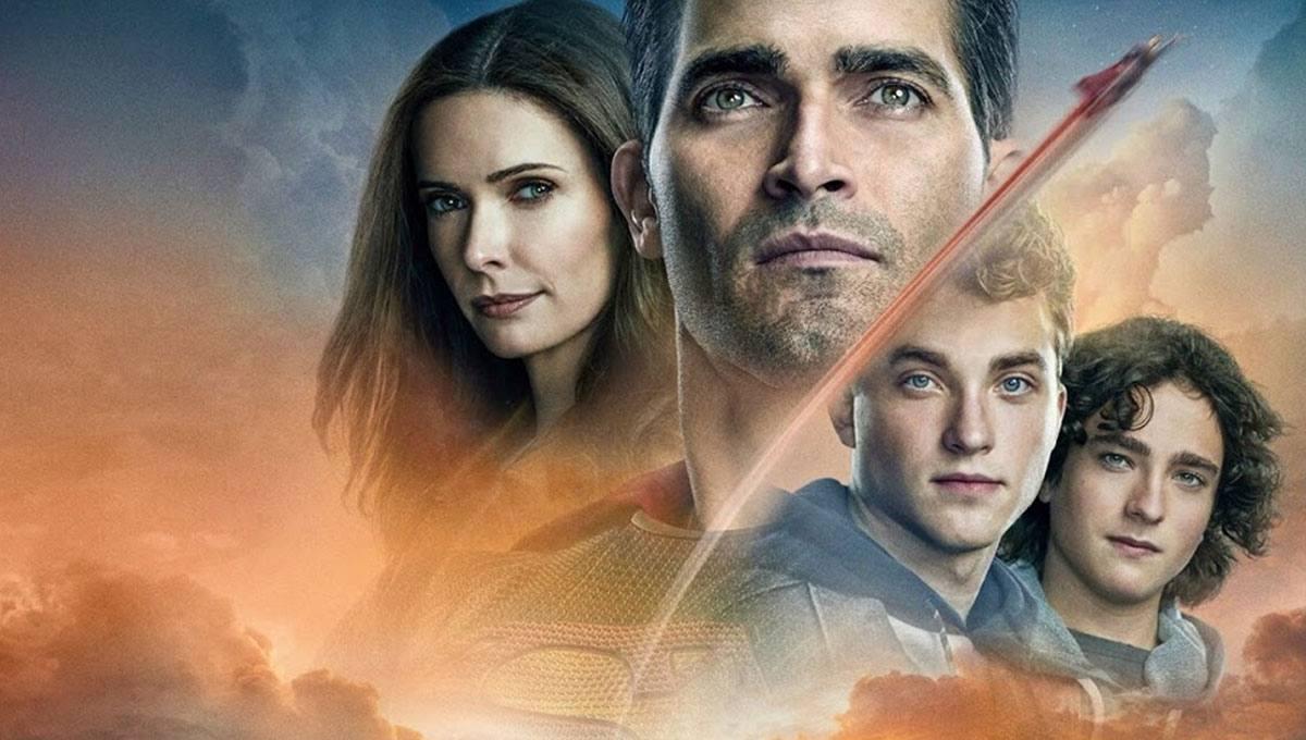 Superman & Lois melhor séries de heróis dos últimos tempos