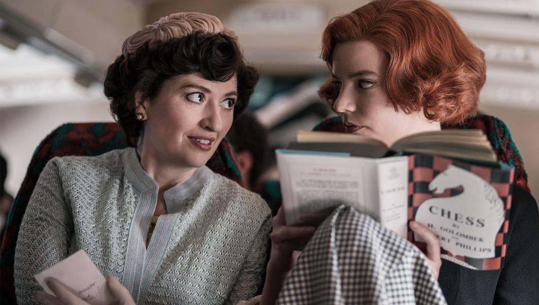 Critics Choice Awards, The Queen's Gambit, O Gambito da Rainha