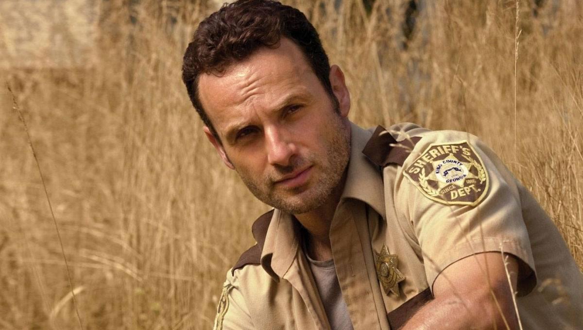 The Walking Dead provou teoria Rick
